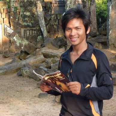 Sourng Sokra - Cambodian Pride Tours