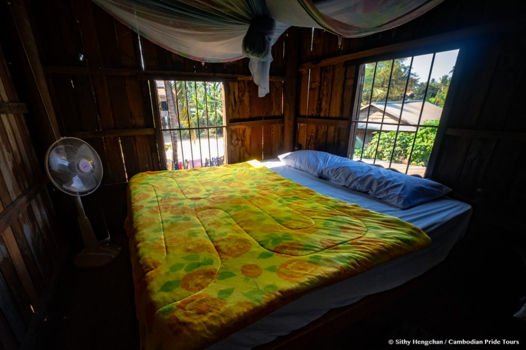Khmer traditional homestay in Banteay Chhmar