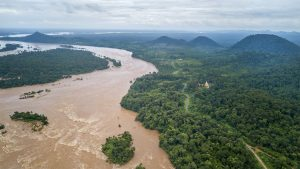 The Mighty River Mekong